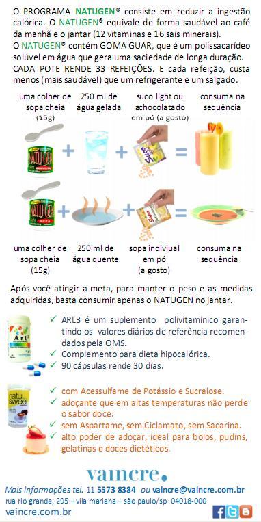Natugen Novo Verso